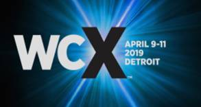Sae World Congress >> Wcx World Congress Tuesday April 9th To Thursday April 11th