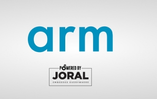 ARM banner on Joral Technologies website